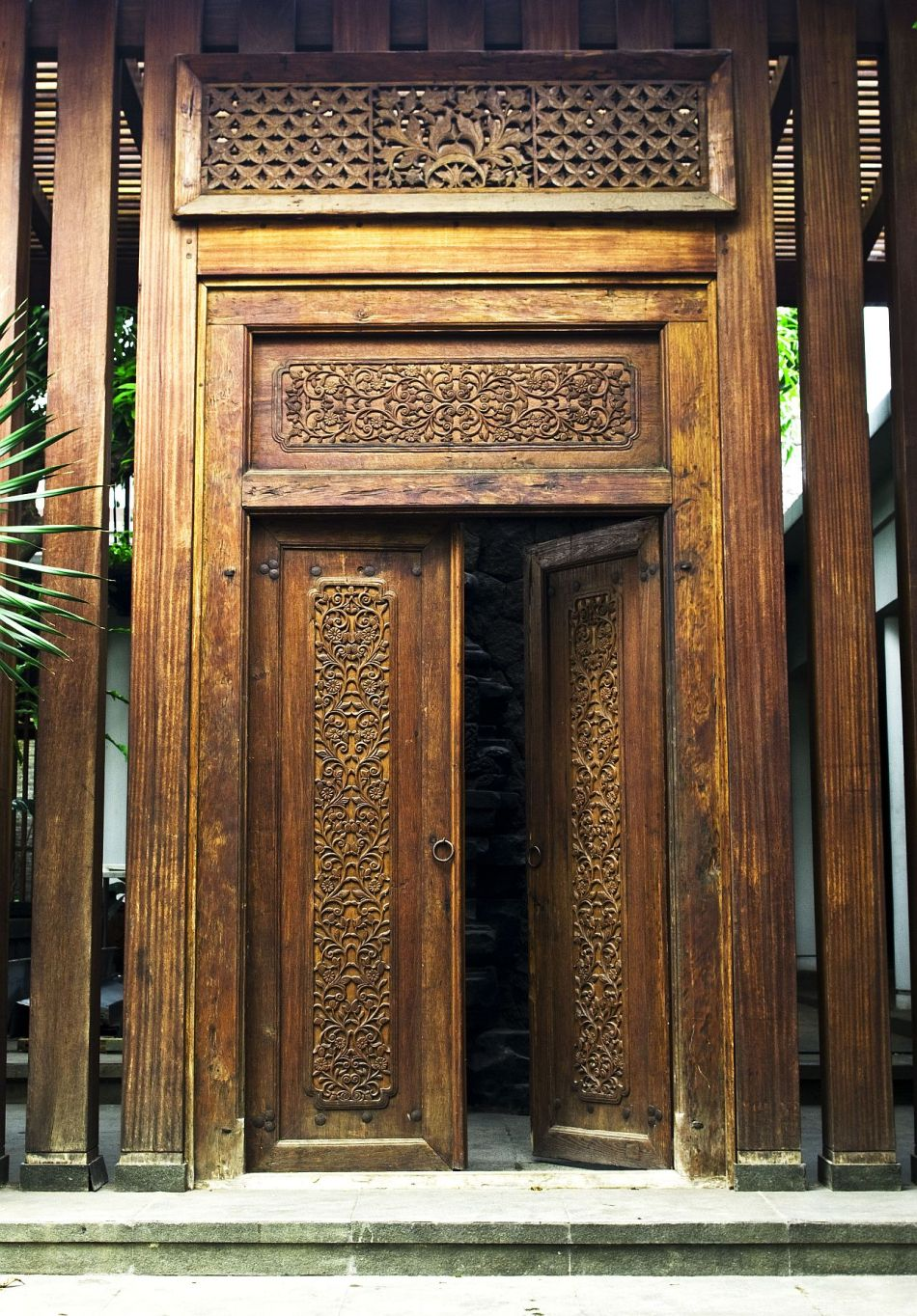 woodwork doors